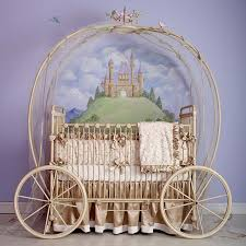 bedroom unique baby nursery decor with carriage cinderella bed for room ideas the kitchen designs baby room ideas small e2