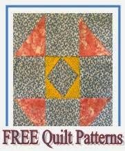 The Quilt Ladies Book Collection: Free Quilt Block Patterns Six ... & Here's a set of traditional quilt block patterns just click to see each  pattern for all cutting and piecing instructions Adamdwight.com