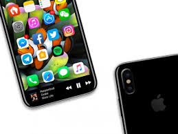 iphone 8 concept wallpaper. iphone 8 function area iphone concept wallpaper