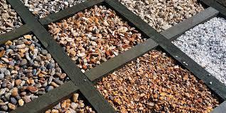 best gravel types for outdoor patios
