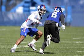 New York Giants Depth Chart After Rookie Mini Camp Big