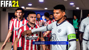 FIFA 21 | Atletico Madrid vs Chelsea - UEFA Champions League 2021  Prediction - YouTube