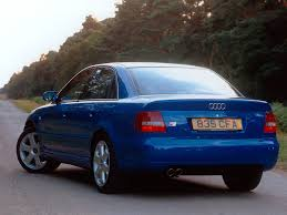Audi S4 Sedan UK-spec (B5,8D) '1997–2002 | Autos | Pinterest ...