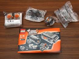 Lego Technic Power Functions Lights Power Functions Quest For Bricks