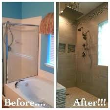 shower conversion cost bath