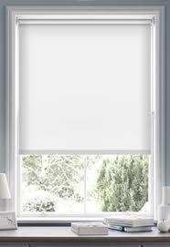 white blackout blinds. Simple Blackout Image For Rimini Blackout White  Roller Blind  For Blackout Blinds I