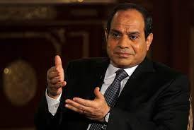 عبدالفتاح السيسي رئيساً لمصر رسمياً