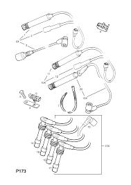 Opel astra f spark plug wires contd > opel epc online > nemigaparts