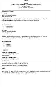 ... Resume Example, What Is A Simple Resume Format Simple Resume Format Doc  Download: 47 ...
