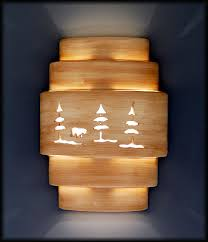 timberline wall light