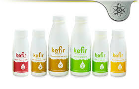 kefir drink. kefir cultured milk drink p