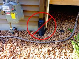 underground gutter drainage. Just Like The Discharge Tubing From A Sump Pump, Connecting Downspout Directly Into An Underground Drain Can Allow For Ice To Back Up. Don\u0027t Do This. Gutter Drainage