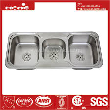 China Drop In Triple Kitchen Sink China Sink Kitchen Sink