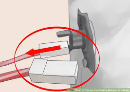 how to change the heating element in a dryer 8 steps image titled change the heating element in a dryer step 5