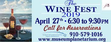 Wine Fest 2019 Info Forms Museumplanetarium Org