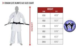 Details About Venum Elite Kumite Karate Gi White
