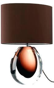 chocolate brown lamp shade chocolate brown table lamps in chrome table lamp with chocolate chocolate brown lamp shades uk