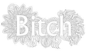 swear word coloring pages.  Word I Am Sick Of This Sht Swear And Relax 1 In Swear Word Coloring Pages
