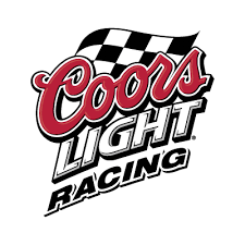 Coors Light Racing logo vector (.EPS, 445.33 Kb) download