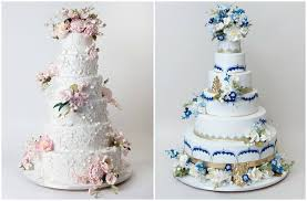 8 Of The Most Elaborate Wedding Cakes From The Grapevine