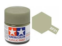 Tamiya Acrylic Mini Xf 21 Sky 10ml Jar