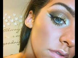 pics of jennifer lopez makeup tutorial on the floor
