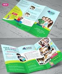 school brochure design ideas free education brochure templates download professional