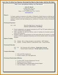 Resume Format Free Download Letter Format Template