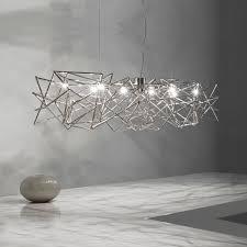 pendant modern lighting. Delighful Pendant Modern Geometric Silver Pendant Light Inside Pendant Modern Lighting