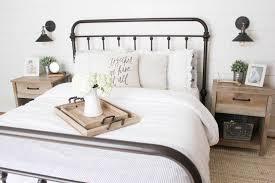 Home // Farmhouse Master Bedroom | Dream Bedrooms | Modern farmhouse ...