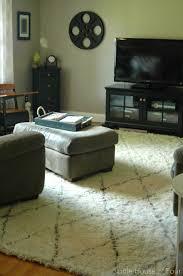 living room update tuscan moroccan rug