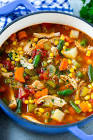 another chicken soup recipe
