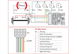 hornby decoder installation guides dcc decoder wire colours at Dcc Locomotive Wiring Diagram