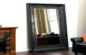 white floor mirror. Easel Floor Mirror White Standing Elegant Large Vanities