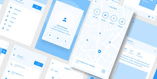Ui Ux Design Wireframes Free Wireframing And Mockup Tool Mobile App Design Adobe Xd