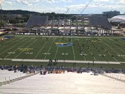 Please Pardon Our Dust During Renovations Delaware Stadium