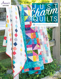 21 best Quilting Books images on Pinterest | Books, Quilt blocks ... & Just Charm Quilts: 11 Charm Friendly Projects from Annie's Quilting - Just  some fun and Adamdwight.com
