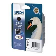<b>Картридж EPSON</b> T0811 (C13T11114A10) <b>черный</b> для R270/390 ...