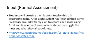 Formal Assessment Mr Younker's Lesson Plan Ppt Video Online Download 20