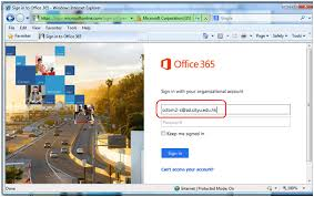 Office 365 Log In Get Back To Cityu Office 365 Logon Page