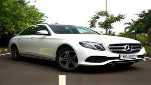40.9 lakh and goes up to rs. Autocar First Drive 2019 Mercedes E Class The Economic Times Video Et Now