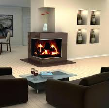 Full Image for Electric Fireplace Design Ideas Surround Decorating Corner  Popular Dining Room Model New In ...