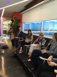 james viola on cortexyme ceo casey lynch colleen james viola on cortexyme ceo casey lynch colleen cutcliffe wholebiome discuss importance startup spaces breakout labs jlabsbay