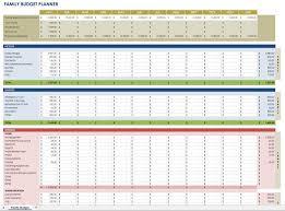 Personal Finances Spreadsheet Free Financial Planning Templates Smartsheet Personal