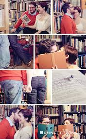 top ideas about library photography book worms bookstore library engagement shoot like the ring on the book page i am doing this no one is stopping me