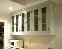 kitchen wall cabinets with glass doors ellajanegoeppinger kitchen wall mounted cabinets