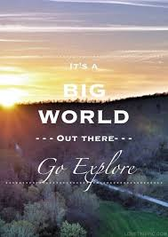 Explore Quotes Interesting There Are Some Many Places To Explore Travel Quotes Pinterest