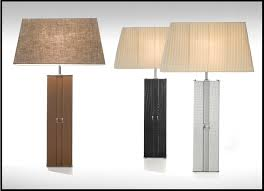 contemporary table lighting. Leather Lamp, Table Contemporary Modern Lamp Lighting