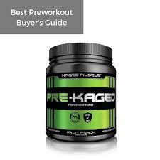 best pre workout er s guide