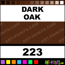 oak color paintDark Oak Premier Artist Encaustic Wax Beeswax Paints  223  Dark